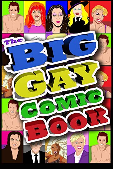 The Big Gay Comic Book