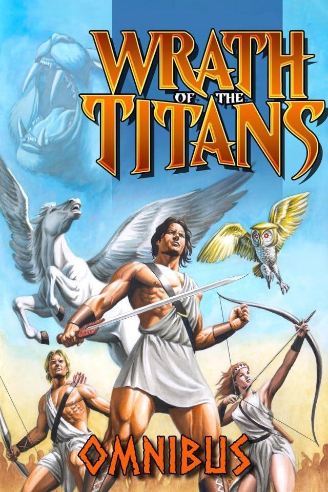 Wrath of the Titans: Omnibus