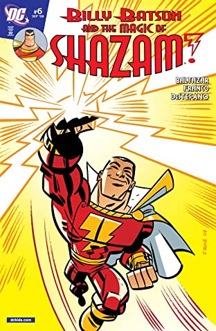 Billy Batson and the Magic of Shazam! No.6