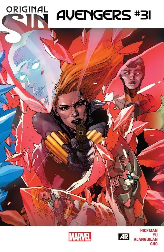 Avengers (2012-2015) #31