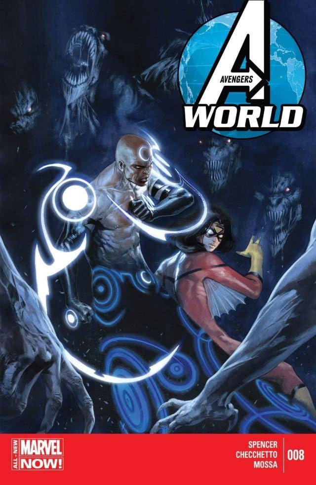 Avengers World (2014-2015) #8