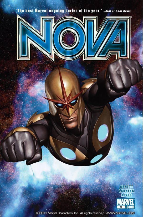 Nova (2007-2010) #9