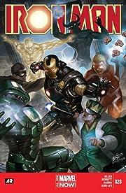 Iron Man (2012-) #28