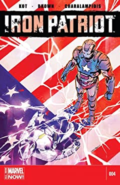 Iron Patriot (2014) #4