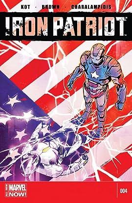 Iron Patriot (2014) #4