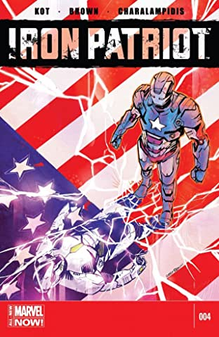 Iron Patriot (2014-) #4