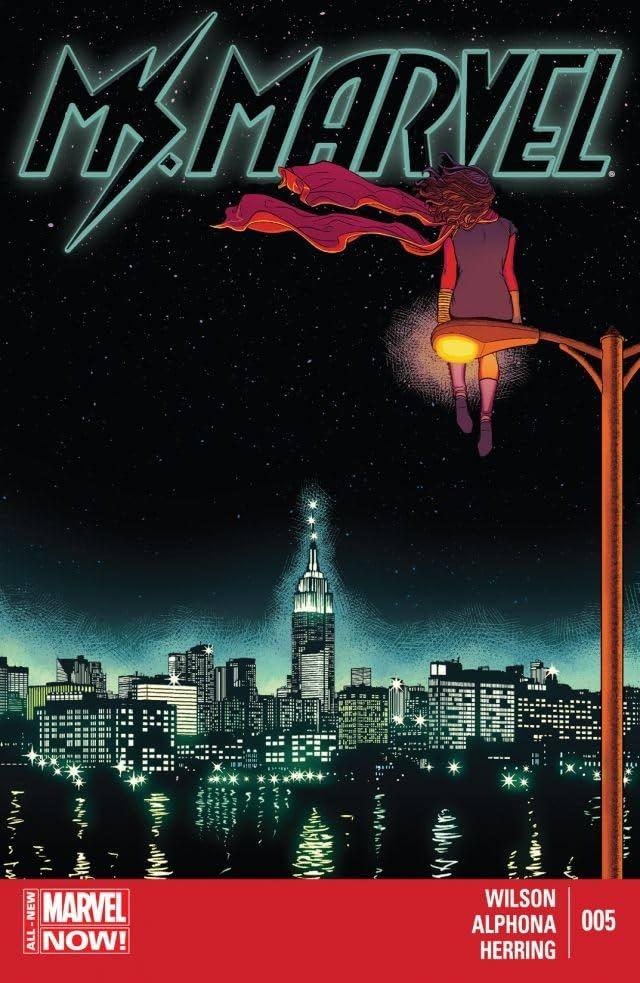 Ms. Marvel (2014-2015) #5