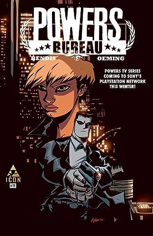Powers: Bureau #11