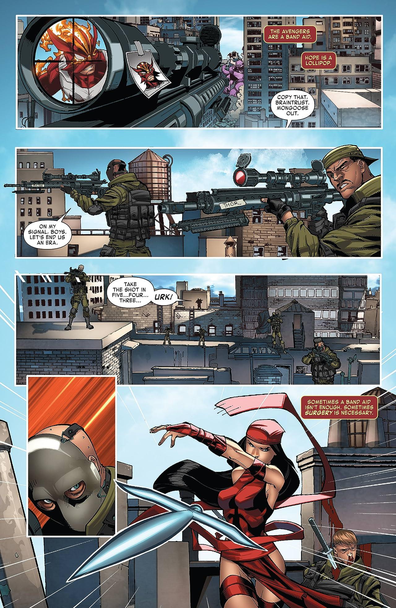 Thunderbolts (2012-2014) #27