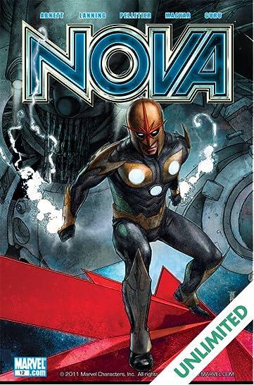 Nova (2007-2010) #12