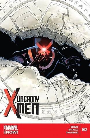 Uncanny X-Men (2013-2015) No.22