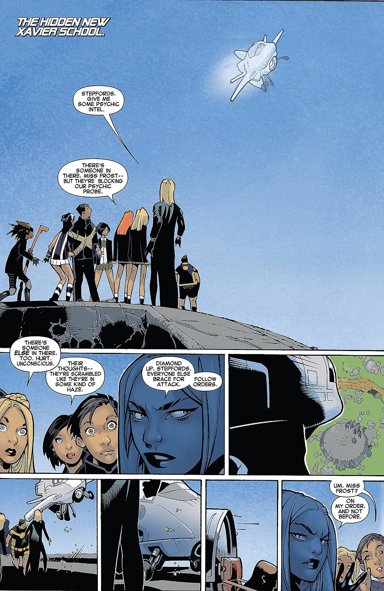 Uncanny X-Men (2013-2015) #22