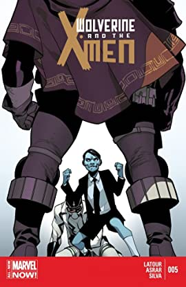 Wolverine and the X-Men (2014) #5