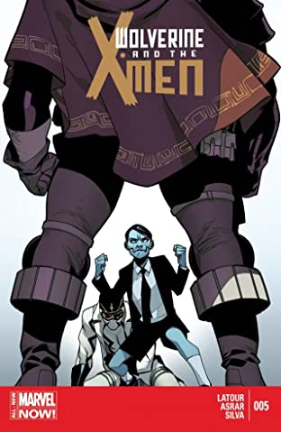 Wolverine and the X-Men (2014-) #5