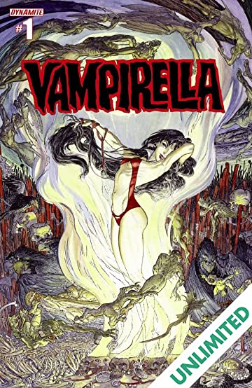 Vampirella: Morning in America #1