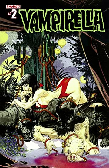 Vampirella: Morning in America #2