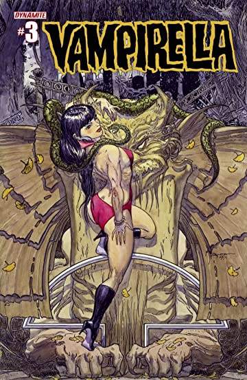 Vampirella: Morning in America #3