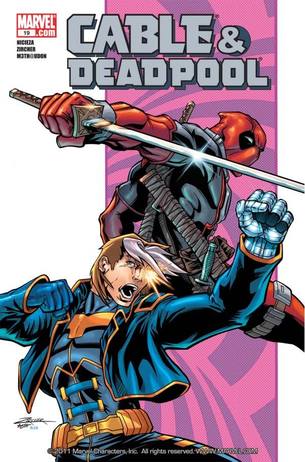 Cable & Deadpool #19
