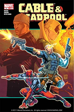 Cable & Deadpool No.21