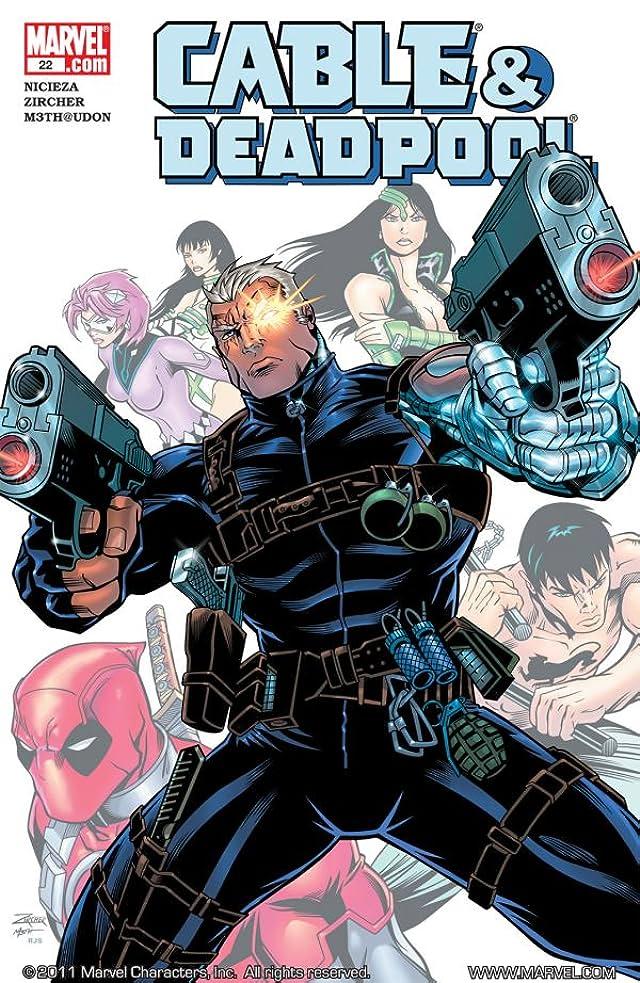 Cable & Deadpool #22