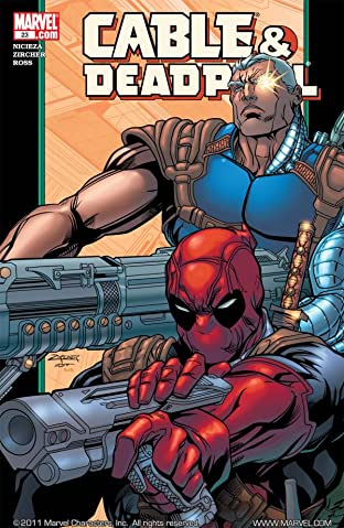 Cable & Deadpool No.23