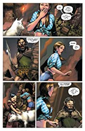 OZ: Warlord of OZ #2 (of 6)