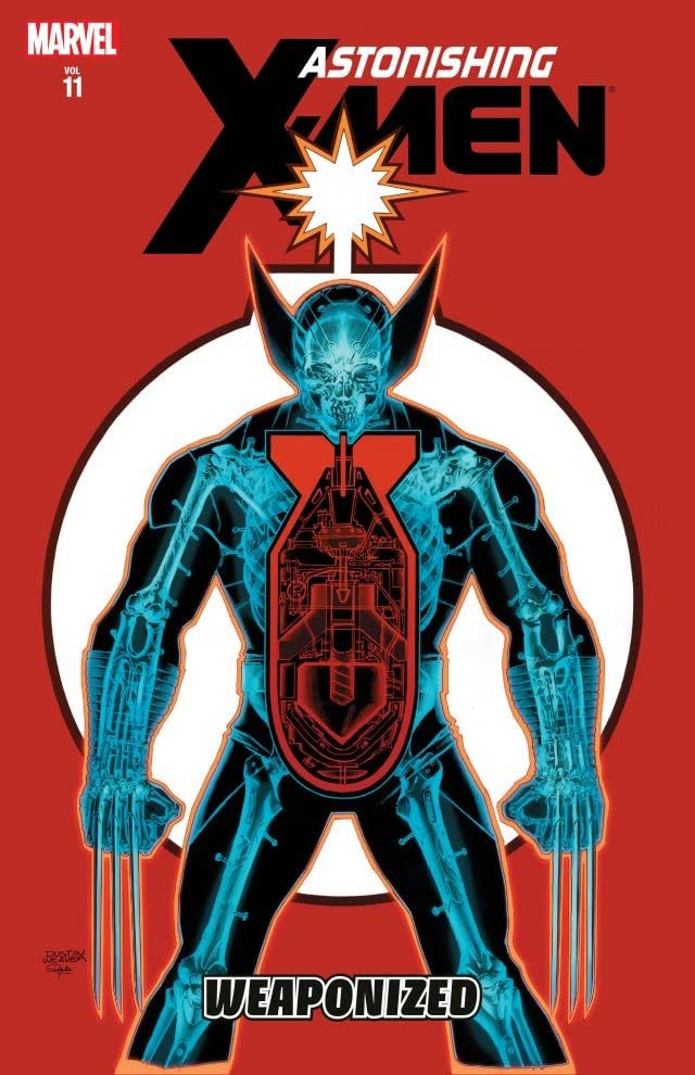 Astonishing X-Men: Weaponized