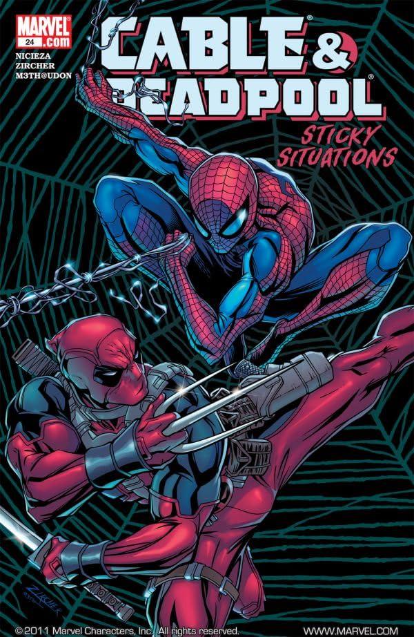Cable & Deadpool #24