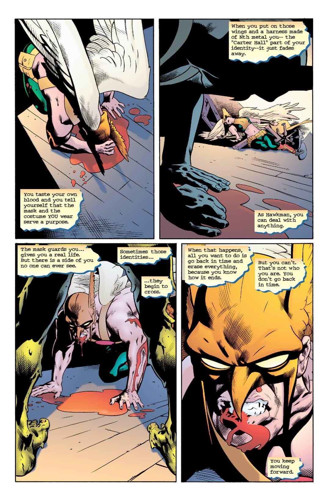 Hawkman (2002-2006) #31