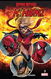 Ms. Marvel Tome 7: Dark Reign