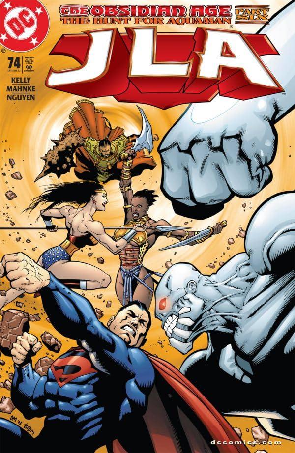 JLA (1997-2006) #74