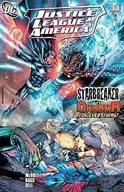 Justice League of America (2006-2011) #33