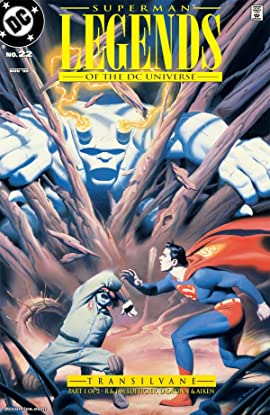 Legends of the DC Universe #22