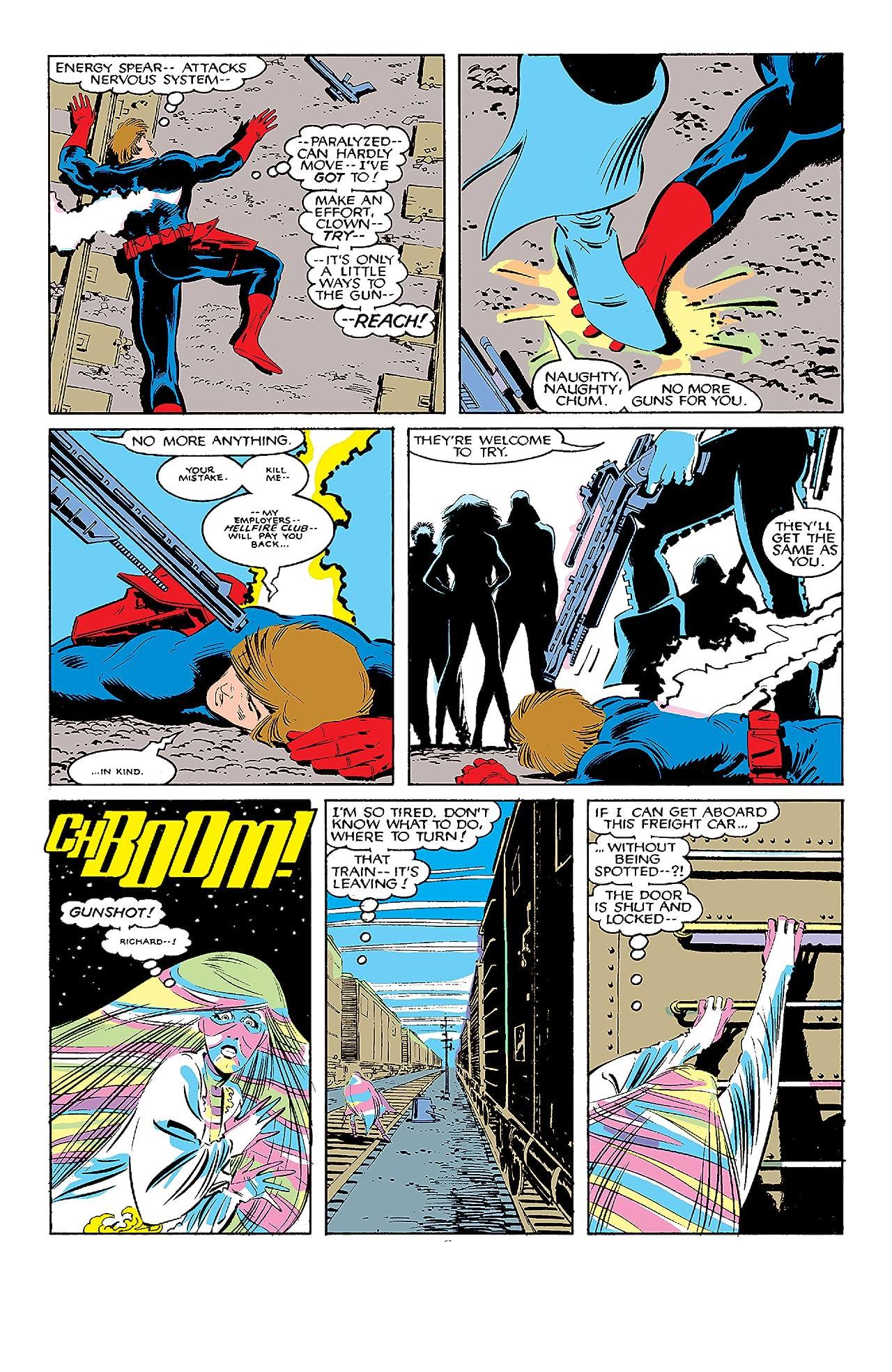 Uncanny X-Men (1963-2011) #210