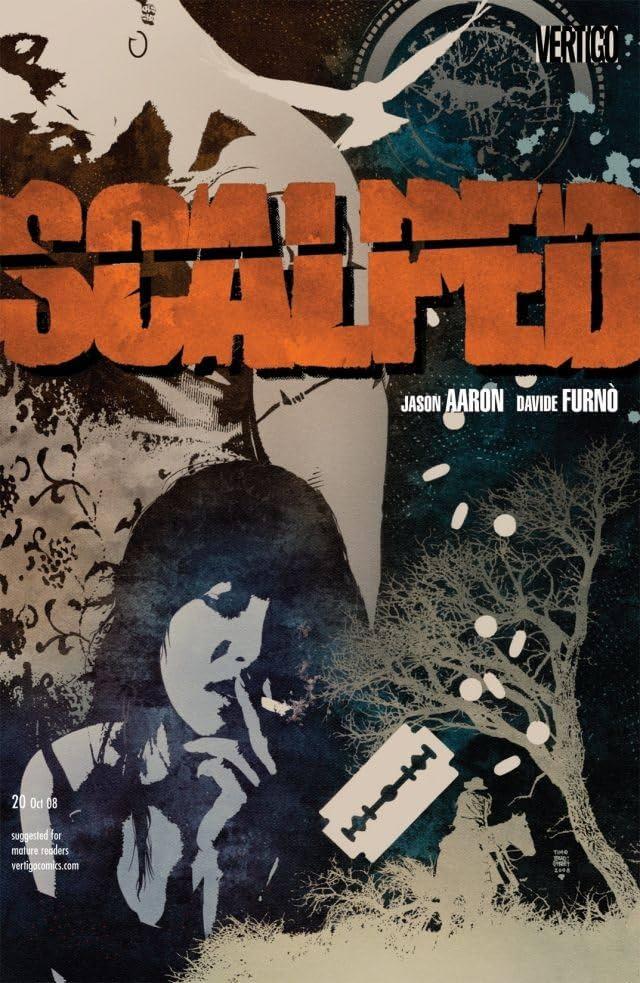 Scalped #20