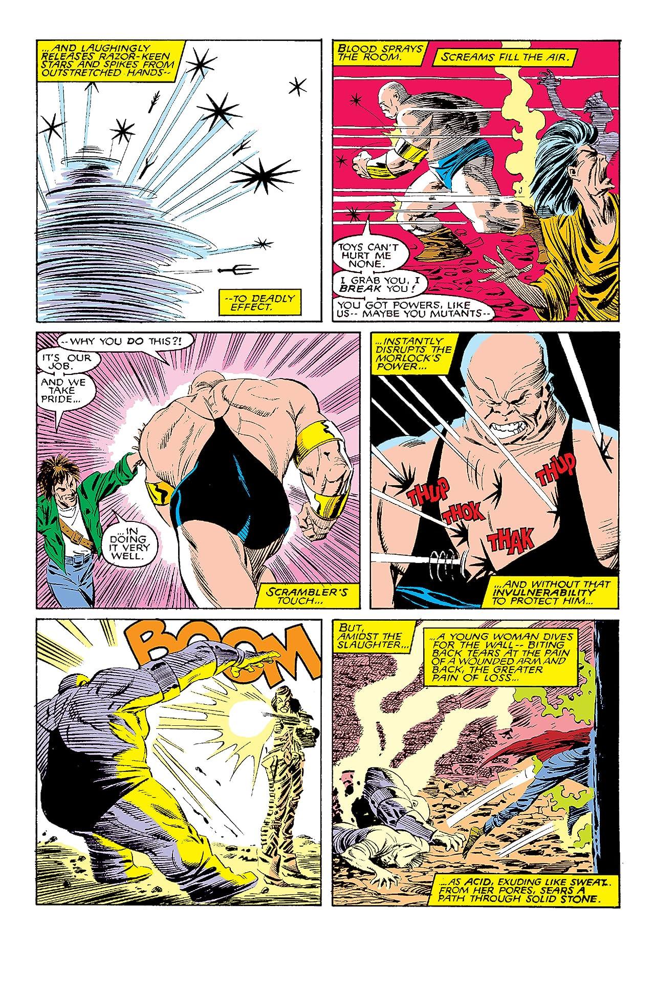 Uncanny X-Men (1963-2011) #211