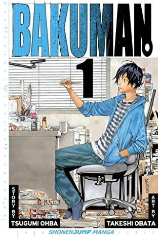 Bakuman。 Vol. 1