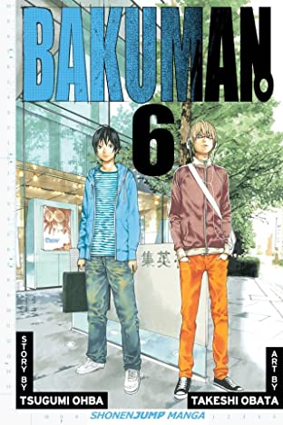 Bakuman。 Vol. 6