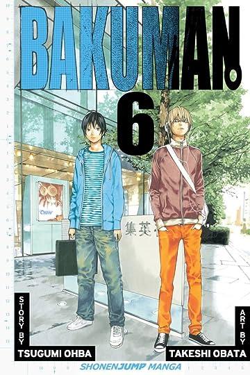 Bakuman Vol. 6