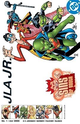 Sins of Youth: JLA Jr. #1