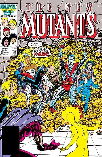 New Mutants (1983-1991) #46