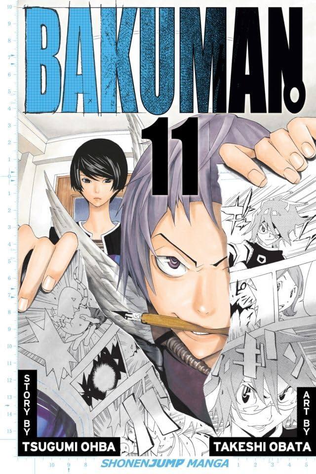 Bakuman Vol. 11