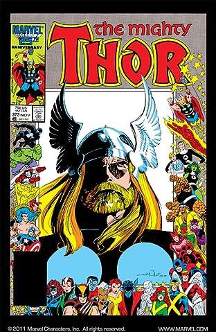 Thor (1966-1996) #373