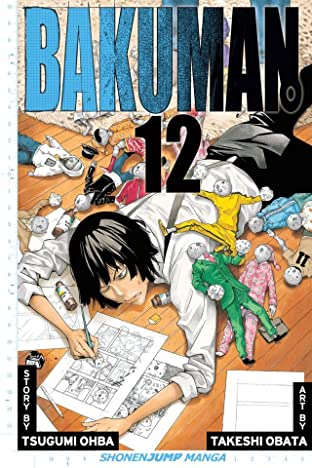 Bakuman。 Vol. 12