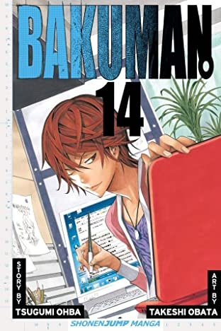 Bakuman。 Vol. 14