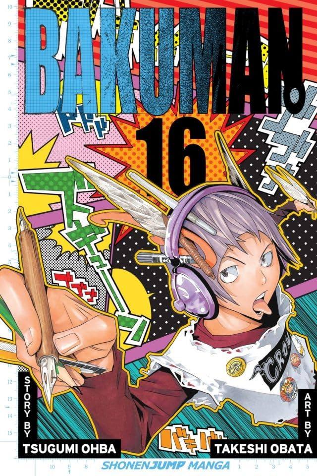 Bakuman Vol. 16