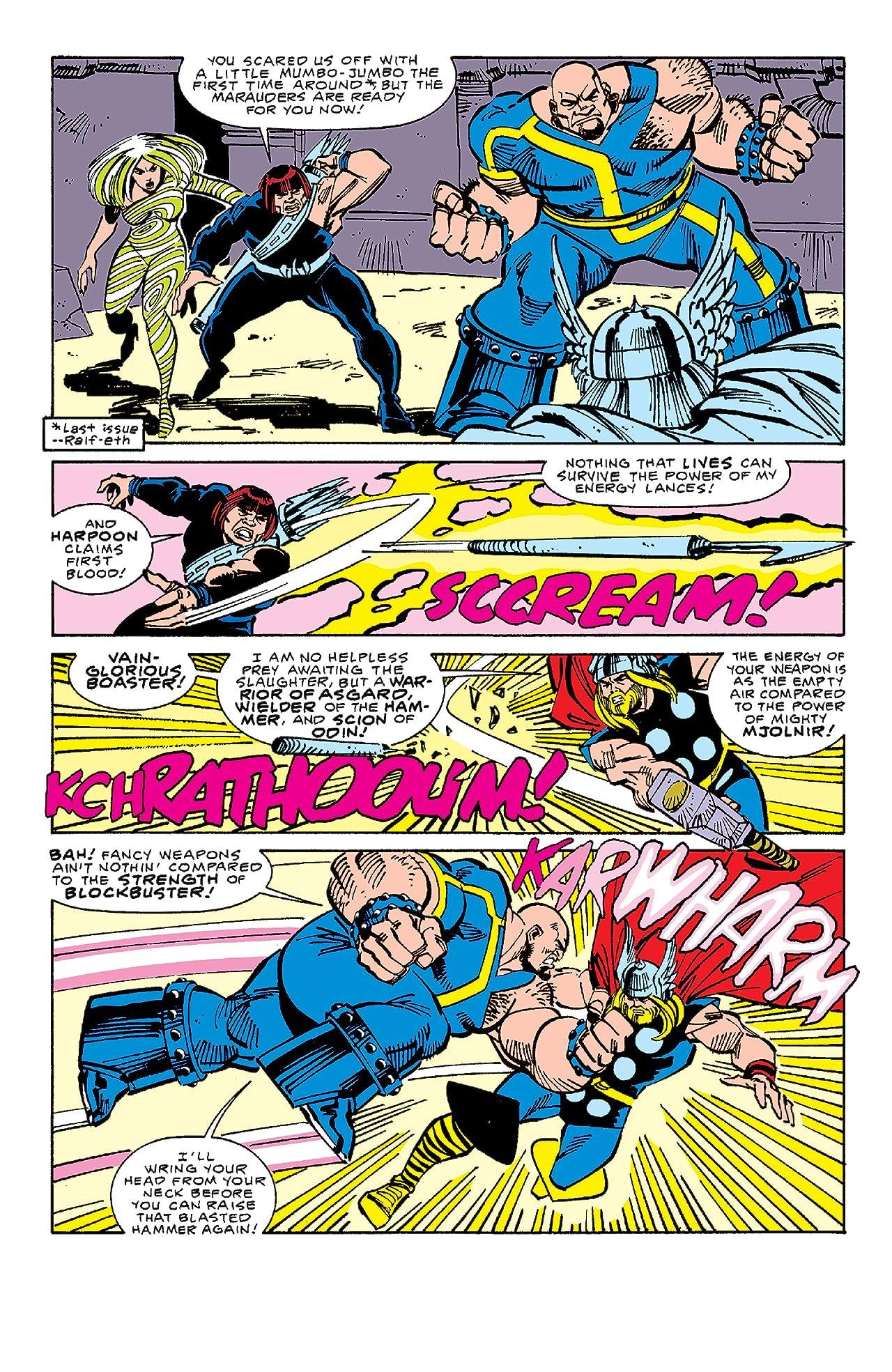 Thor (1966-1996) #374