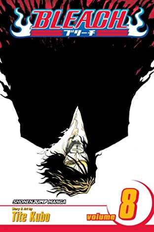 Bleach Vol. 8