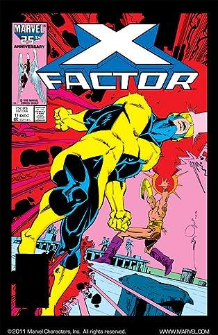 X-Factor (1986-1998) #11