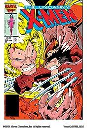 Uncanny X-Men (1963-2011) #213